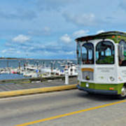 Macmillan Pier Provincetown Cape Cod Massachusetts 03 Poster