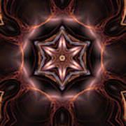 Mandala 6 Poster