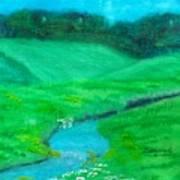 Meadow Beauty Poster