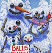 Meet the Balls Poster