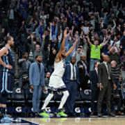 Memphis Grizzlies V Minnesota Poster