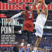 Miami Heat V Dallas Mavericks - Game Three Sports Illustrated Cover Poster