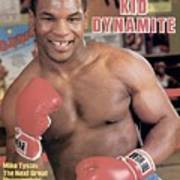 Mike Tyson, Heavyweight Boxing Sports Illustrated Cover Poster