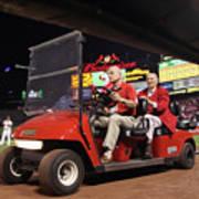 Milwaukee Brewers V St. Louis Cardinals Poster