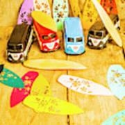 Mini Van Adventure Poster
