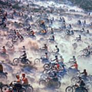 Mint 400 Motocross Race Poster