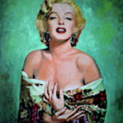 M.Monroe 4 Poster