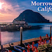 Morrow Bay California Poster