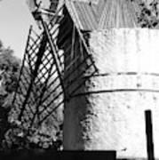 Moulin De Paillas Poster