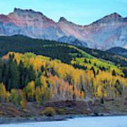 Mountain Trout Lake Wonder Poster