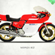 Mv Agusta Monza 1978 Poster