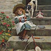 My Turn Next, 19th Century Poster