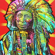 Native American I Poster