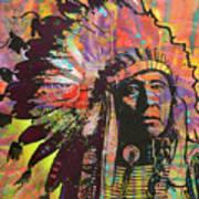 Native American IIi Poster