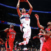 New Orleans Pelicans V Washington Poster
