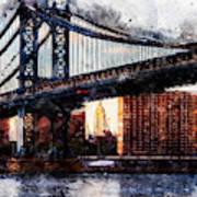 New York Panorama - 30 Poster