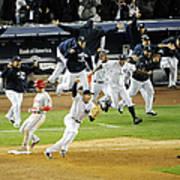 New York Yankees Mark Teixeira Makes Poster