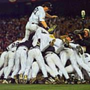 New York Yankees Right Fielder Paul Poster