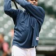 New York Yankees Vs Seattle Mariners Poster