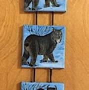 Northern Alberta  Lynx  Poster