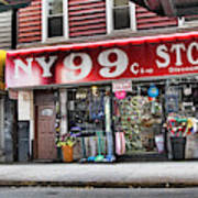 Ny 99 Cent Store Brooklyn  Poster