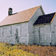 One Room Schoolhouse 1  Poster