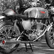 Original Cafe Racer Poster
