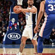 Orlando Magic V Philadelphia 76ers Poster