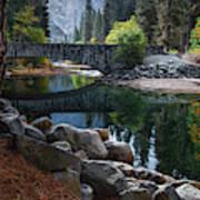 Peaceful Yosemite Poster