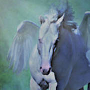 Pegasus Fantasy Poster