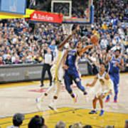 Philadelphia 76ers V Golden State Poster