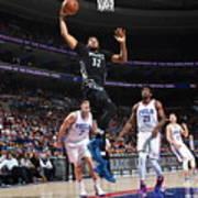 Philadelphia 76ers V Minnesota Poster