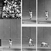 Photo Sequence Willie Mays Makes His Poster