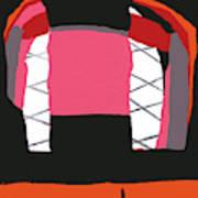 Pink Orange Poster