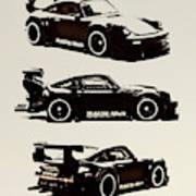 Porsche Rwb 930 Poster