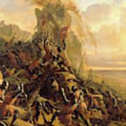 Prise De Rhodes Le 1310 Poster
