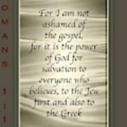 Proclaim 1 16 Poster