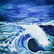 Promethea Ocean Triptych 1 Poster