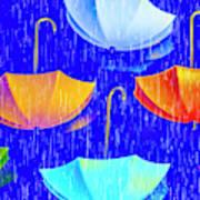 Rainy Day Parade Poster