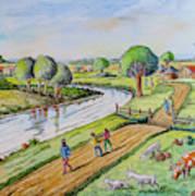 River Road Poster