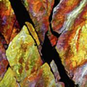 Rock Art 17 Poster