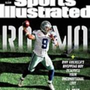 Romo Why Americas Whipping Boy Deserves Your Unconditional Sports Illustrated Cover Poster