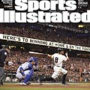 Royals Vs. Giants The Future Classic Sports Illustrated Cover Poster