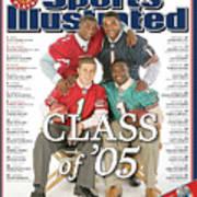 San Francisco 49ers Alex Smith, Arizona Cardinals Antrel Sports Illustrated Cover Poster