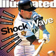 Seattle Mariners Bret Boone... Sports Illustrated Cover Poster