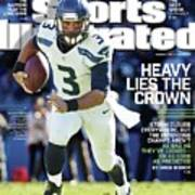 Seattle Seahawks Heavy Lies The Crown Sports Illustrated Cover Poster