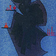 Shadow, 1931 Poster