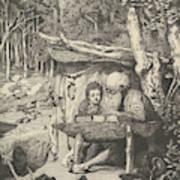 Simplici Schreibstunde, From The Series Intermezzi Poster