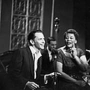 Sinatra & Fitzgerald Poster