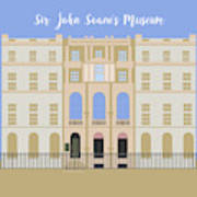 Sir John Soane's Museum Poster
